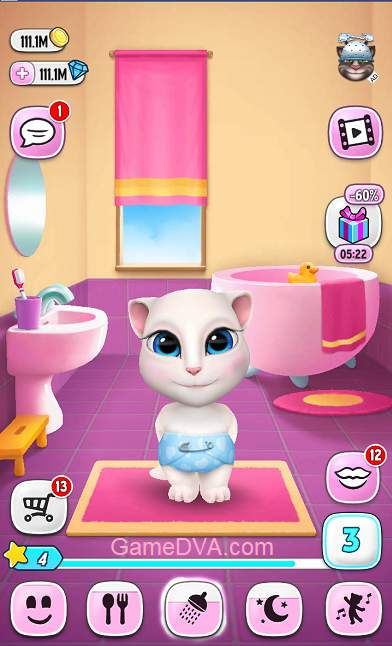 My Angela - Cô mèo xinh gái dễ thương
