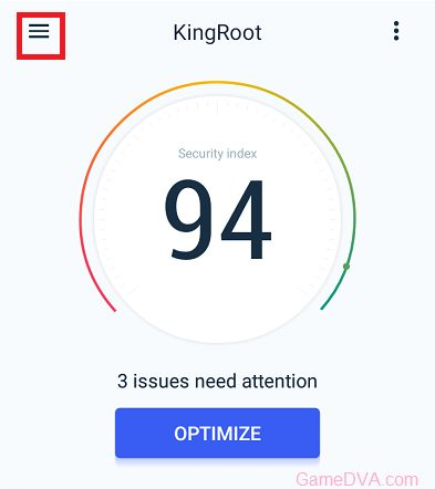 Tải KingRoot APK - Root Android với 1 Click - GameDVA