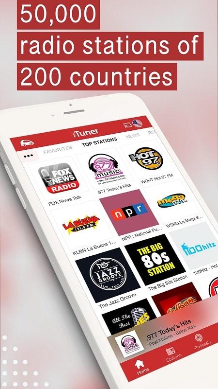 myTuner Radio Pro mod