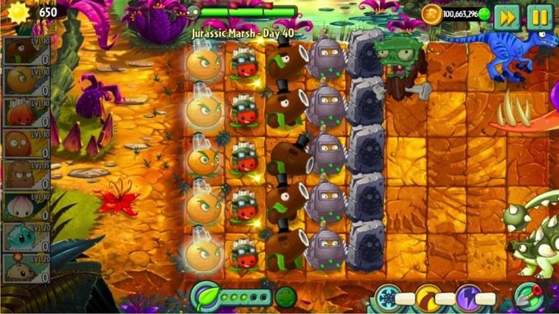 plants vs zombie 2 mod download