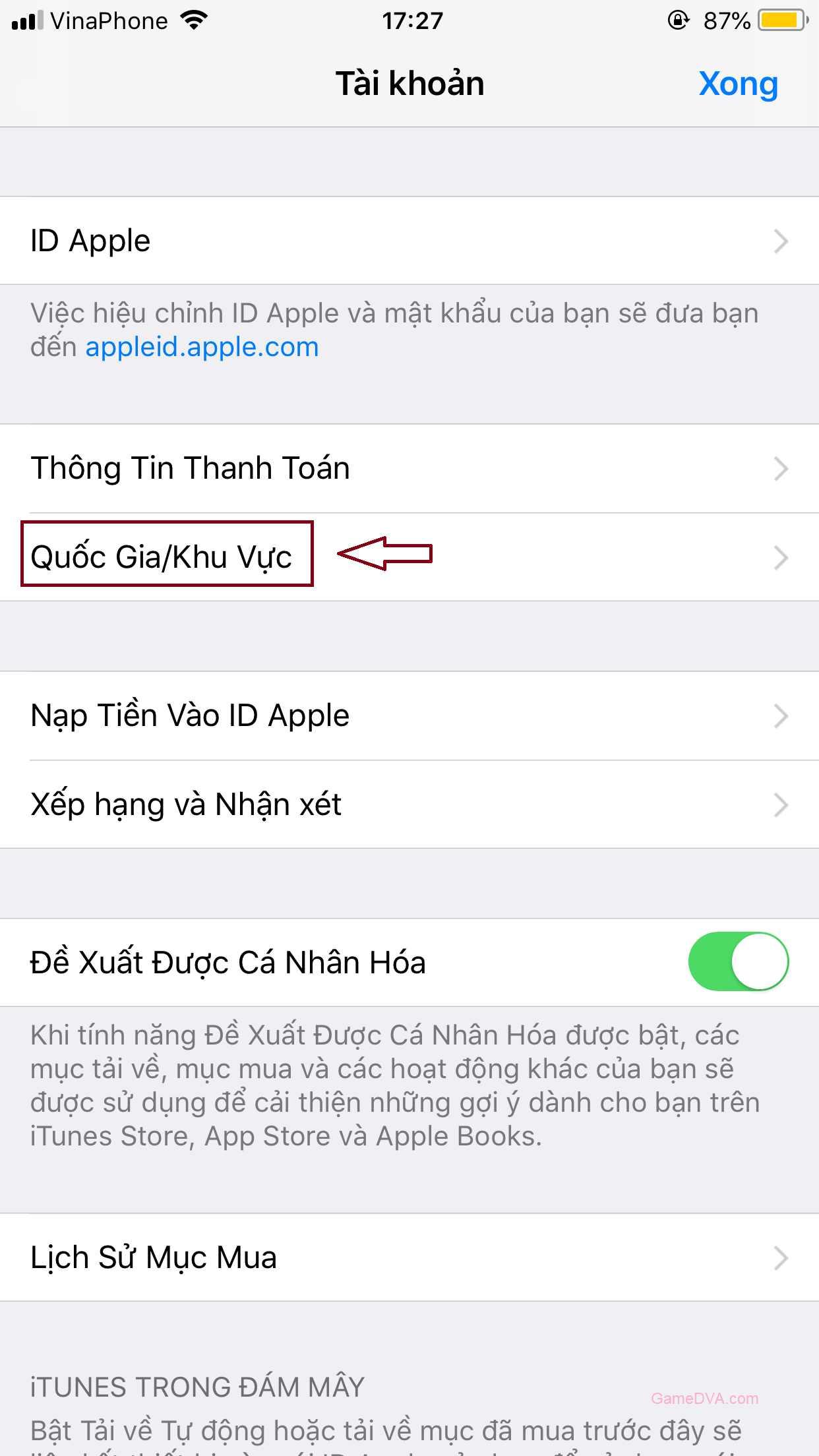 Tải PUBG Mobile quốc tế trên iOS