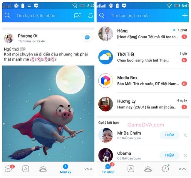 Zalo - Ứng dụng nhắn tin, gọi miễn phí