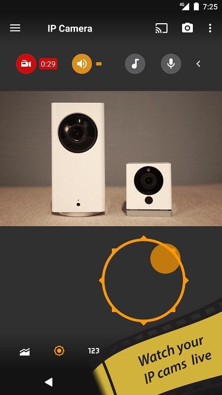tinyCam Monitor PRO mod
